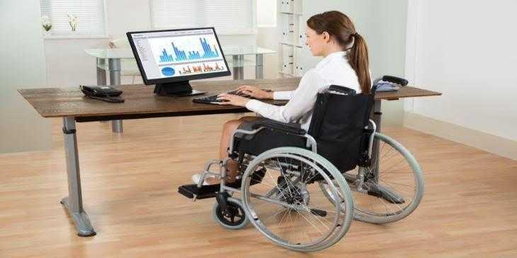 engelli memur olarak calisanlarin haklari